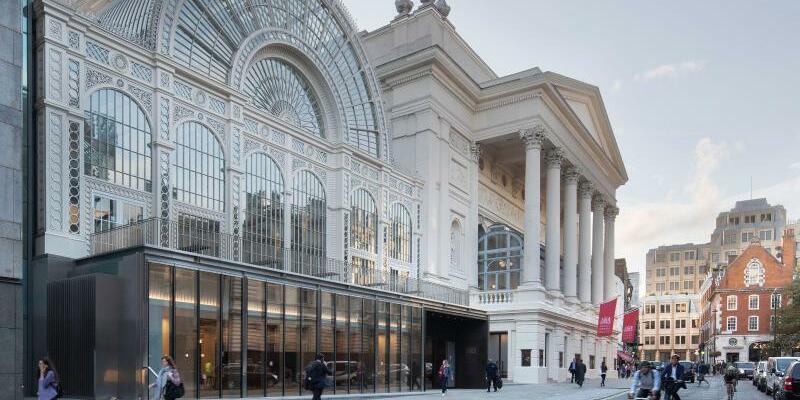 Londoner Royal Opera - Foto: Luke Hayes/London Royal Opera