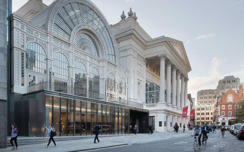 Londoner Royal Opera - Foto: Luke Hayes/London Royal Opera