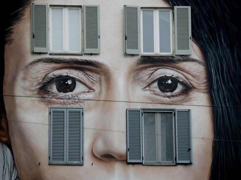 «The Artist is Present» - Foto: Luca Bruno/AP