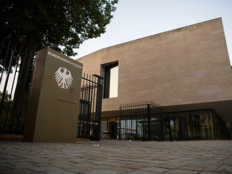 Bundesgerichtshof - Foto: Sebastian Gollnow