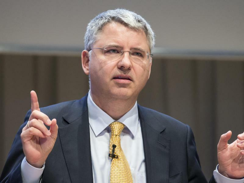Roche-CEO Severin Schwan - Foto: Alexandra Wey/KEYSTONE