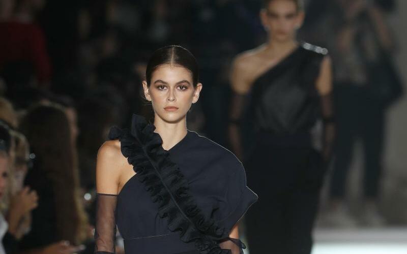 Mailänder Modewoche - Max Mara - Foto: Antonio Calanni/AP