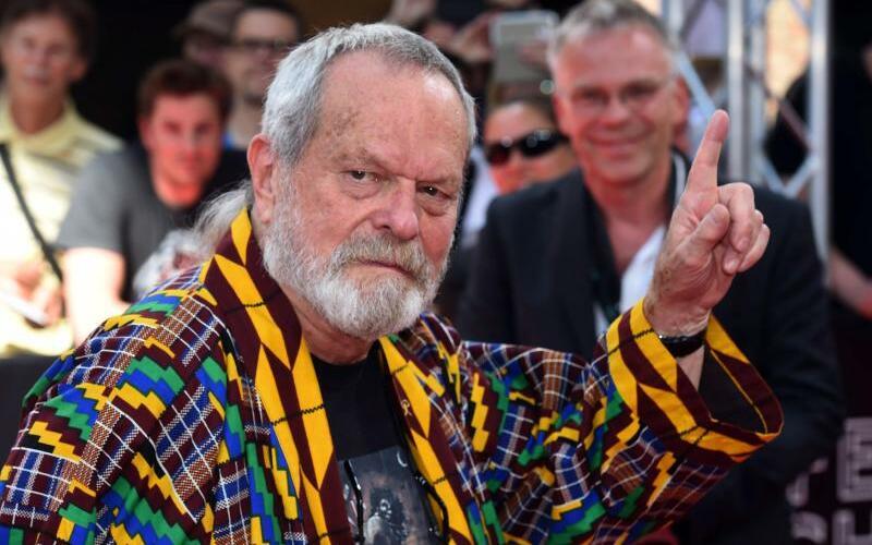 Terry Gilliam - Foto: Felix Hörhager