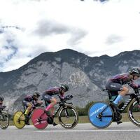 Team Canyon Sram - Foto: Herbert Neubauer/APA