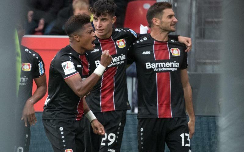Bayer Leverkusen - FSV Mainz 05 - Foto: Federico Gambarini