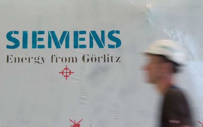 Siemens - Foto: Sebastian Kahnert