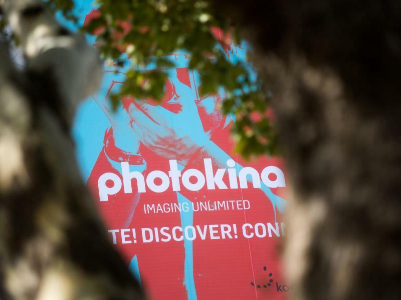 Photokina - Foto: Rolf Vennenbernd