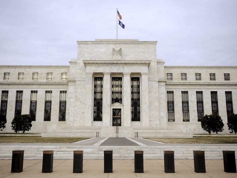 US-Notenbank Federal Reserve - Foto: Matthew Cavanaugh/EPA