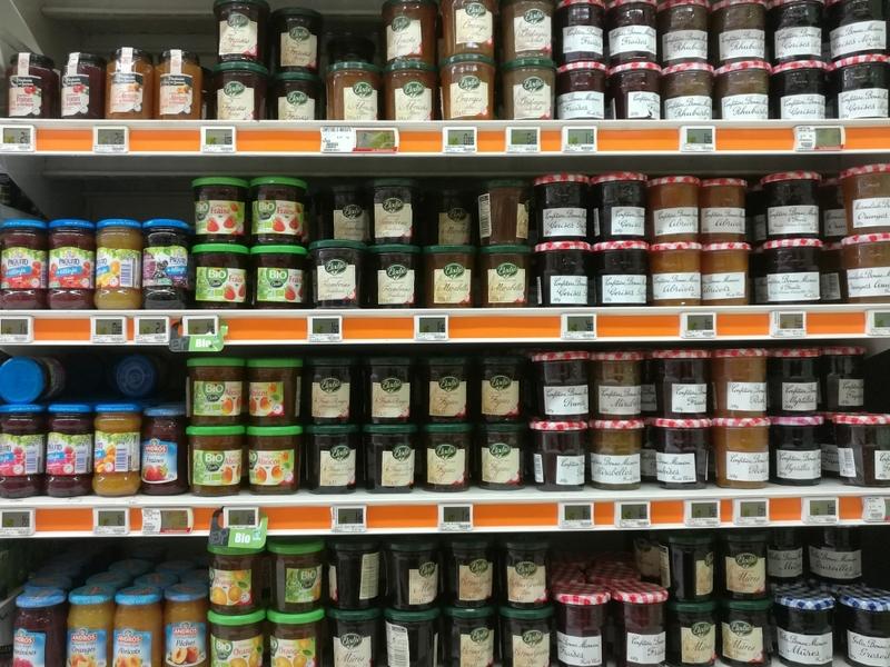 Marmelade im Supermarkt - Foto: über dts Nachrichtenagentur
