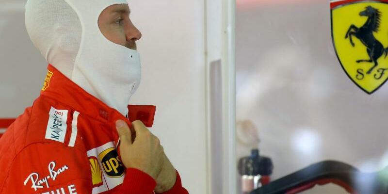 Sebastian Vettel - Foto: Sergei Grits/AP