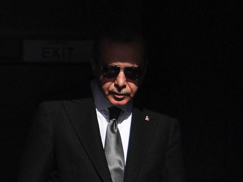 Staatspräsident - Foto: Federico Gambarini