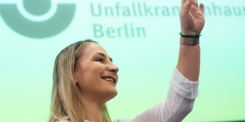 Kristina Vogel - Foto: Annegret Hilse