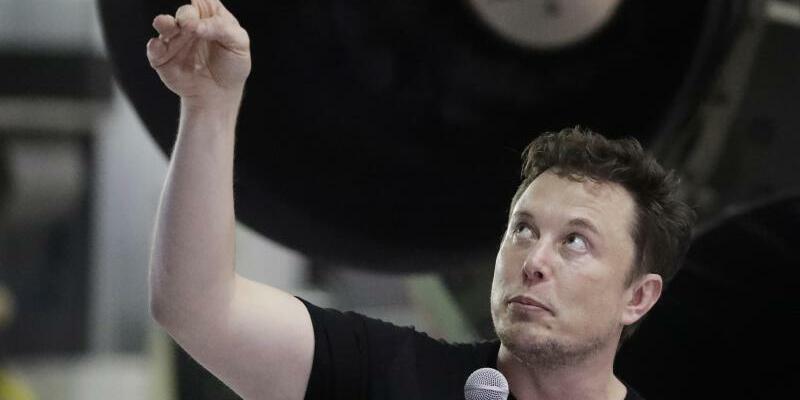 Elon Musk - Foto: Chris Carlson/AP