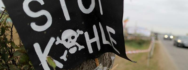 «Stop Kohle» - Foto: Oliver Berg