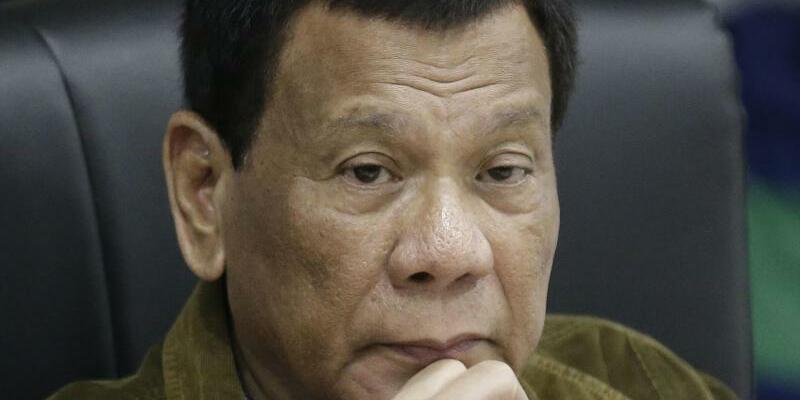 Rodrigo Duterte - Foto: Aaron Favila/AP