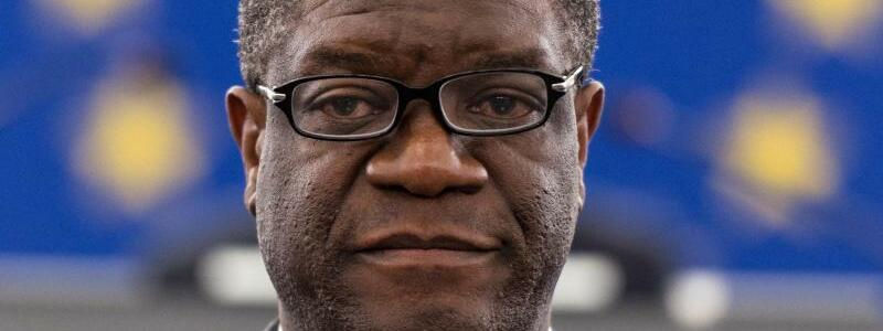 Denis Mukwege - Foto: Patrick Seeger