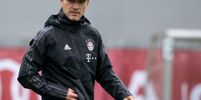 Bayern-Trainer - Foto: Sven Hoppe