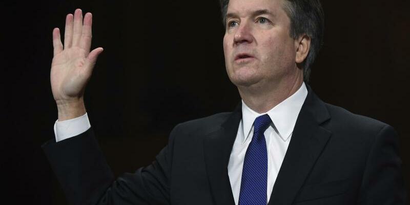 Kavanaugh - Foto: Saul Loeb/POOL AFP/AP