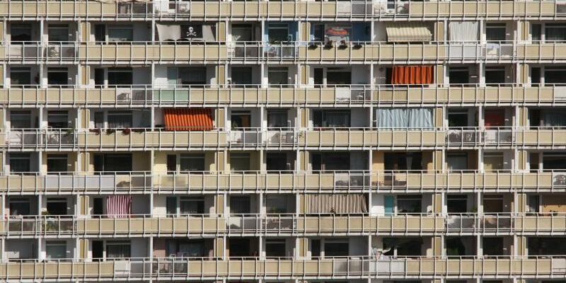 Hochhaus in Dresden - Foto: Ralf Hirschberger/Archiv