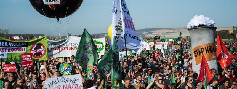 Demonstration - Foto: Christophe Gateau