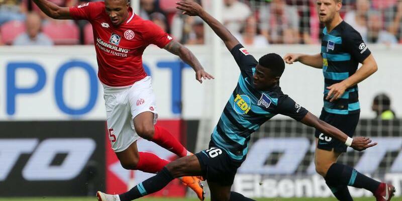 FSV Mainz 05 - Hertha BSC - Foto: Thomas Frey