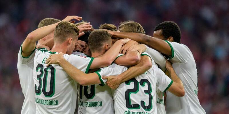 Bayern München - Borussia Mönchengladbach - Foto: Matthias Balk