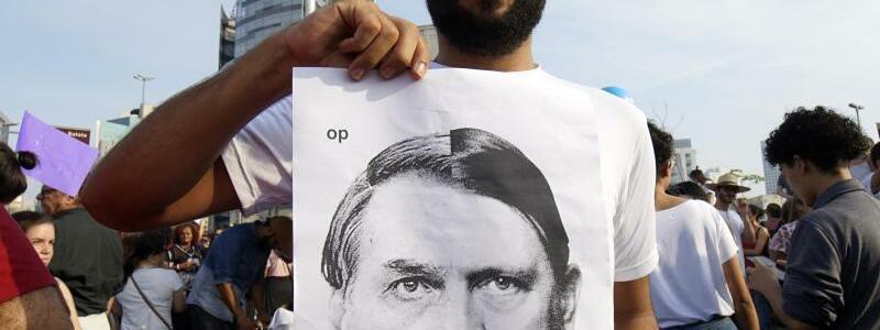 Protest gegen Bolsonaro - Foto: Cris Faga/ZUMA Wire