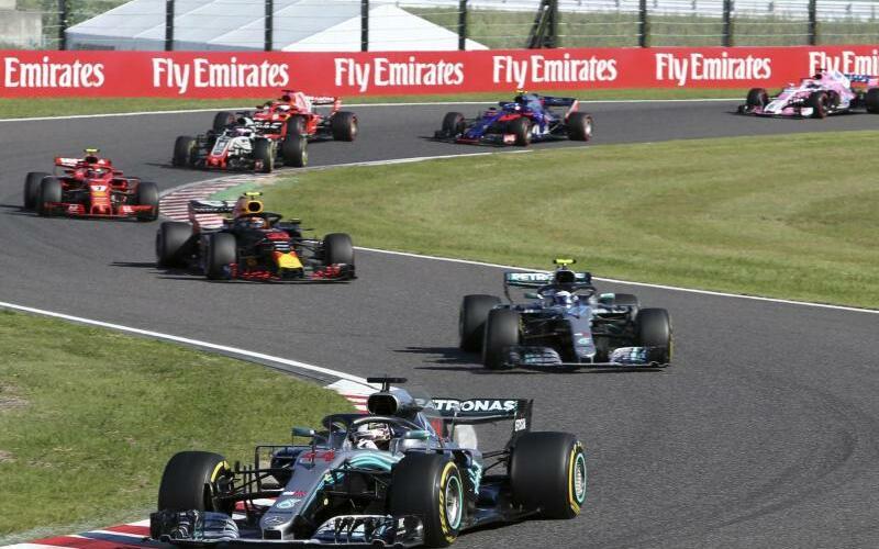 Lewis Hamilton - Foto: Toru Takahashi/AP