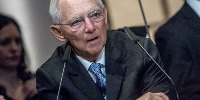 Wolfgang Schäuble - Foto: Michael Kappeler