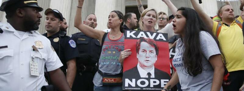 Protest - Foto: Alex Brandon/AP