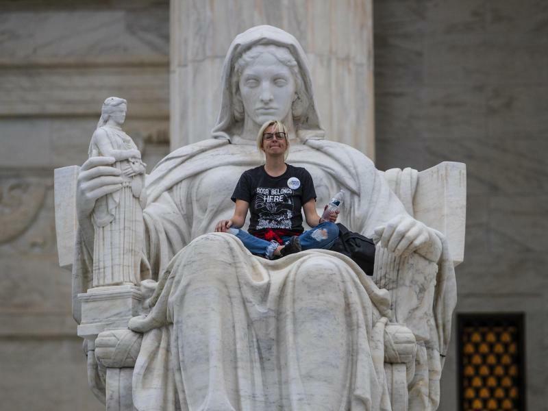 Ruhe im Lärm - Foto: J. Scott Applewhite/AP