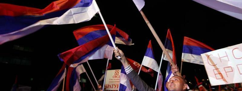 Bosnien-Wahl - Foto: Darko Vojinovic/AP