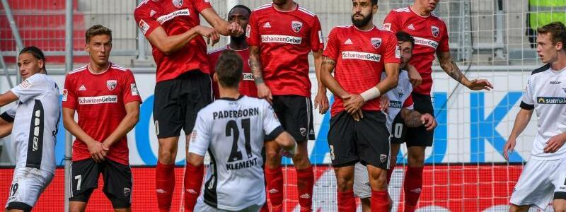FC Ingolstadt 04 - SC Paderborn 07 - Foto: Armin Weigel
