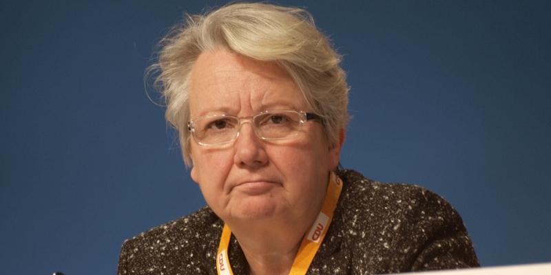 Annette Schavan - Foto: über dts Nachrichtenagentur