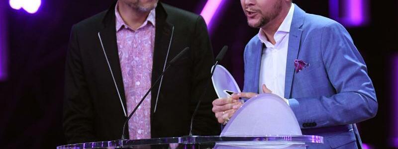 Comedypreis 2018 - Tobias und Christopher Sieber - Foto: Henning Kaiser