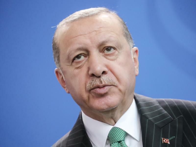 Recep Tayyip Erdogan - Foto: Michael Kappeler