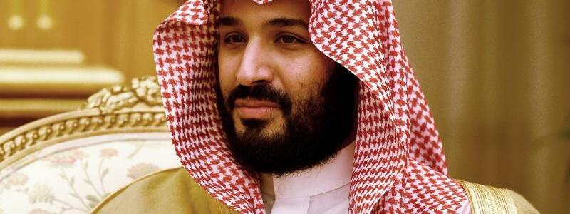 Mohammed bin Salman - Foto: Rainer Jensen/Archiv