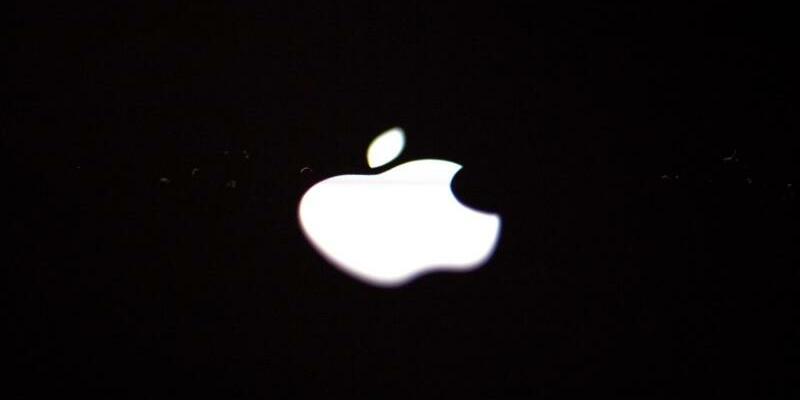 Apple-Logo - Foto: Ralf Hirschberger