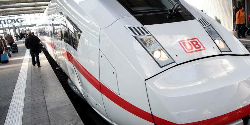 Die Bahn - Foto: Sven Hoppe