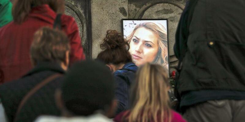 Mord an bulgarischer Moderatorin - Foto: Vadim Ghirda