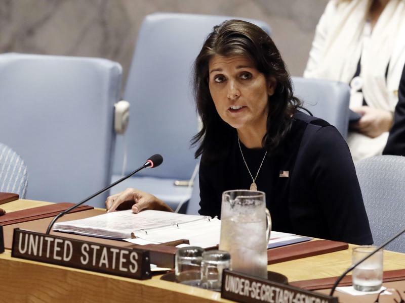 UN-Sicherheitsrat - Foto: Richard Drew/AP