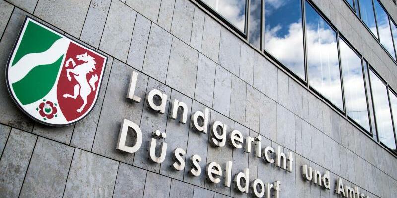 Landgericht Düsseldorf - Foto: Marcel Kusch