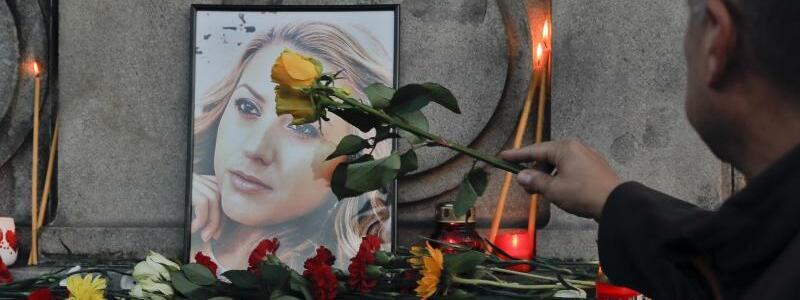 Nach Mord an bulgarischer Moderatorin - Foto: AP