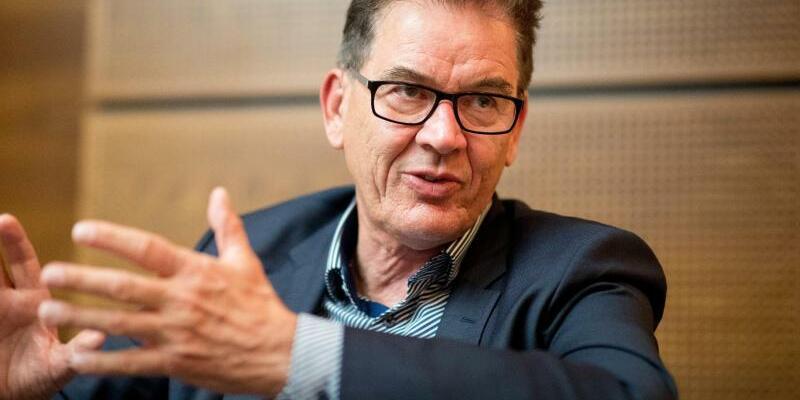 Entwicklungsminister Gerd Müller - Foto: Kay Nietfeld