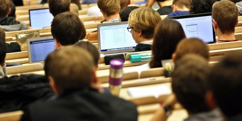 Studenten - Foto: Jan Woitas
