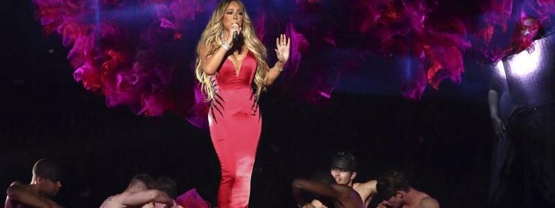 American Music Awards - Mariah Carey - Foto: Matt Sayles