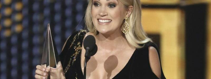 American Music Awards - Carrie Underwood - Foto: Matt Sayles