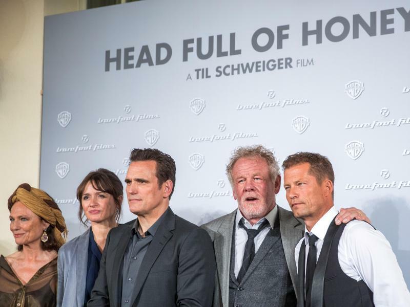 «Head Full Of Honey» - Foto: Jens Büttner