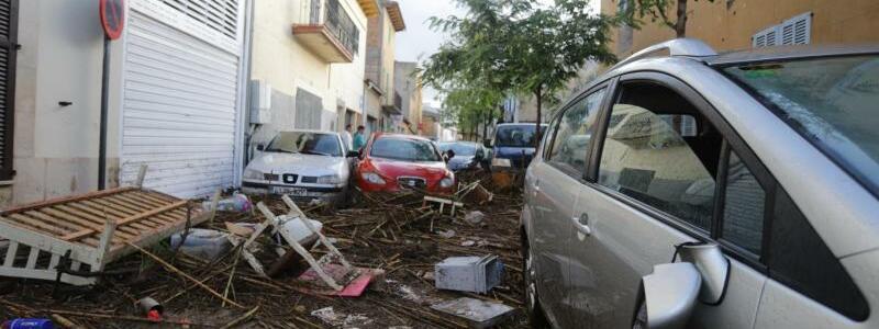 Nach dem Starkregen - Foto: Isaac Buj/Europa Press