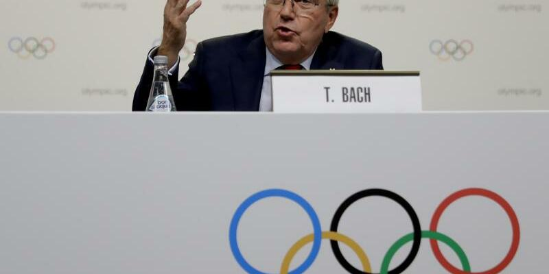 IOC-Präsident - Foto: Natacha Pisarenko/AP